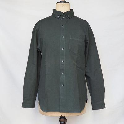 ジャンゴ アトゥール クラシック シャツ スミブラック Lサイズ