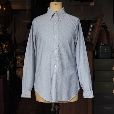 フリーホイーラーズ ライマン ドレスシャツ NAVY 15サイズ