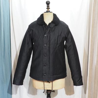 フリーホイーラーズ N-1 TYPE オールブラック ジャケット