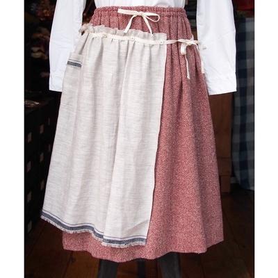 ラ・ガルボ LG-D01 フレンチファーマーズ スカート
