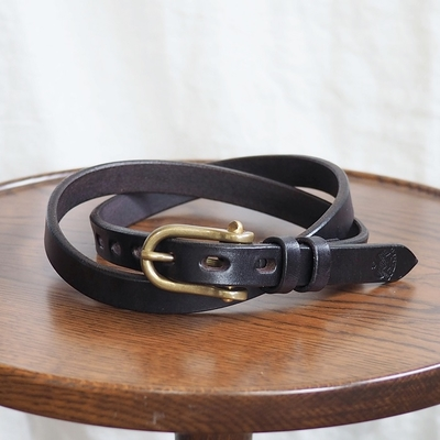 コリンボ ハンティング グッズ ハフリンガー フィールド ベルト 20mm ブラック