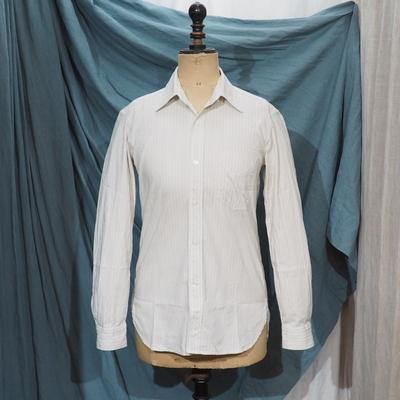 アジャスタブルコスチューム×フランボヤント ワークスタイル シャツ 2020