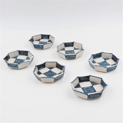 陶工房斿(ゆう) 八角小皿