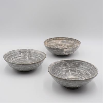 陶工房斿(ゆう) 刷毛目鉢