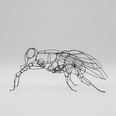 山田一成 goodluckfly(幸運のハエ)