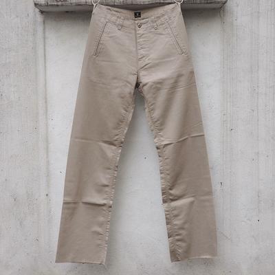 ジャンゴアトゥール サイド シームレス パンツ 003 BEIGE Lサイズ