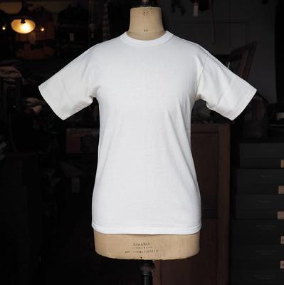 フリーホイーラーズ セットインスリーブ Tシャツ OFFWHITE Sサイズ