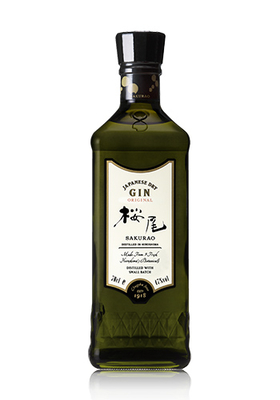 桜尾 SAKURAO GIN ORIGINAL 700ml