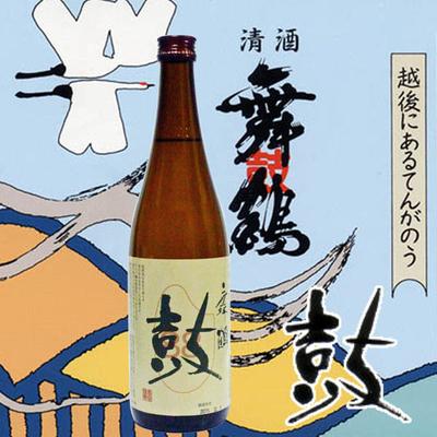 舞鶴 鼓 88 純米酒 720ml