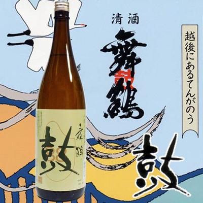 舞鶴 鼓 88 純米酒 1800ml