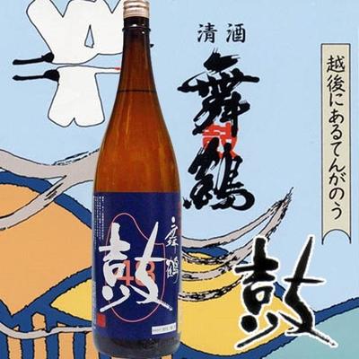 舞鶴 鼓 48 純米吟醸 1800ml
