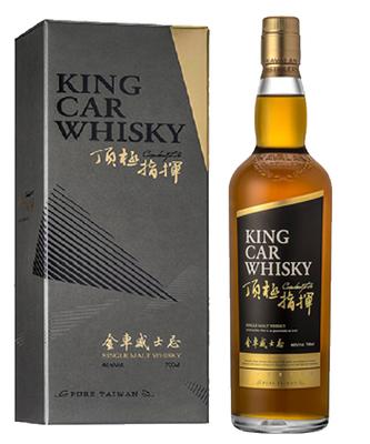 キング カー コンダクター シングルモルトウイスキー 750ml