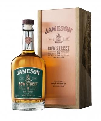 ジェムソン ボウ・ストリート 18年 カスクストレングス 700ml