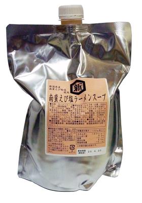 キッコーシン 南蛮えび塩ラーメンスープ 2.3kg