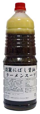 キッコーシン 淡麗にぼし醤油ラーメンスープ 2kg