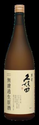 久保田萬寿無濾過生原酒1830ml