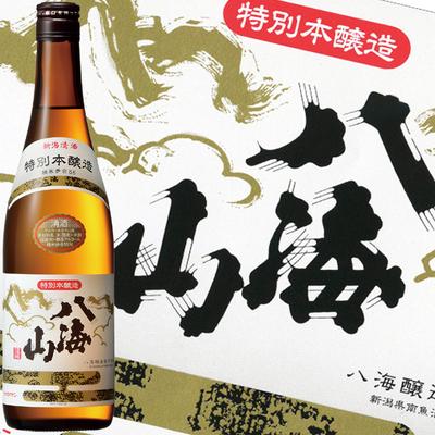 特別本醸造 八海山 720ml
