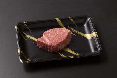 小形牧場牛 ヒレステーキ (最高級のシャトーブリアン)