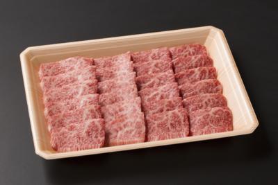 前沢牛 上モモ・カタ焼肉
