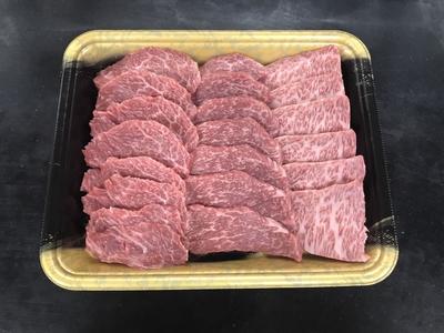 前沢牛焼肉食べ比べ