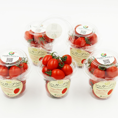 高糖度ミニトマト『シュガープラム』170g×5パック