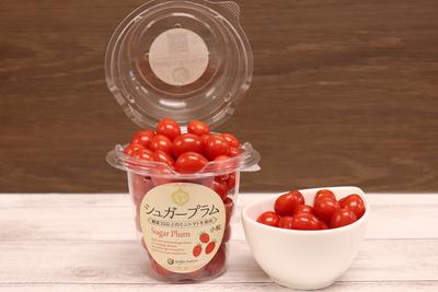 【数量限定】 高糖度ミニトマト『シュガープラム 小粒』170g×5パック