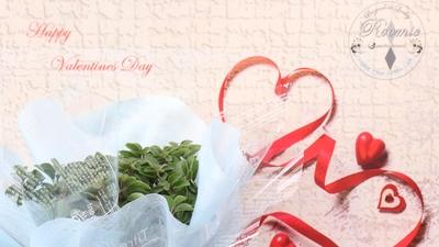 Ribbon Herb ♡Valentaine Gift♡(オレガノ)