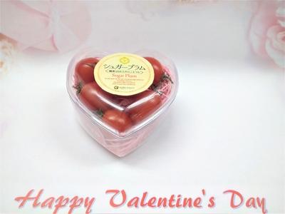 高糖度ミニトマト シュガープラム バレンタインSP ハート