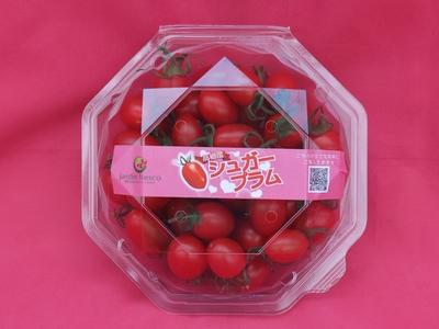 高糖度シュガープラム【ミニトマト】 350gパック