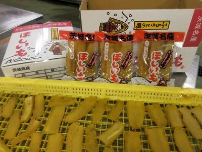 学園産 干し芋(紅はるか) 500g袋