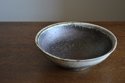 尾形アツシ/刷毛目7寸鉢