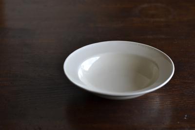 石田誠/紅毛手4.5寸ハットボウル(クリーム)