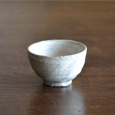 尾形アツシ/ヒビ手茶杯あるいはぐい呑