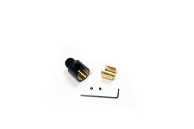 各メーカー スタームルガーMk1・ワルサーP38対応 サイレンサーアダプター