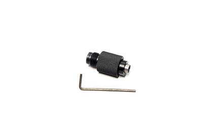 KM企画 マルイ グロック G19用 TNバレル専用 ラージボアEXTバレル+専用サイレンサーアダプターセット