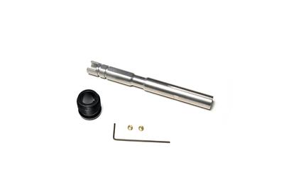 マルイ フィクスドガスガン LCP/BODYGUARD380共用 TNカスタムロングバレル+サイレンサーアダプターセット L80.5mm【TM0FLCPSA】