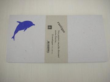 封筒 Dauphin(イルカ)-F2