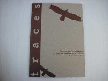 便せん Aigle(ワシ)-B7