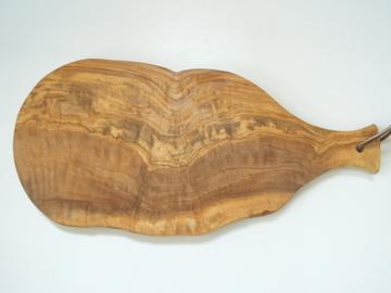 オリーブの木のまな板