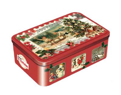 クリスマス★【 La Trinitaine/ラ・トリニテーヌ 】クリスマスギフト缶