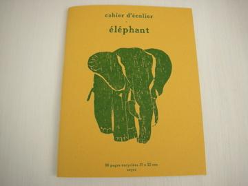 ノート Elephant