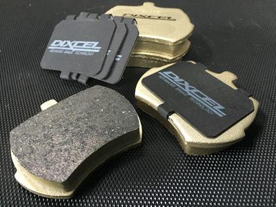 DIXCELブレーキパッドZタイプ12インチ用/D.O.SPEC