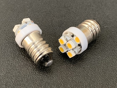CRUIZE LED E10 ネジ球セット