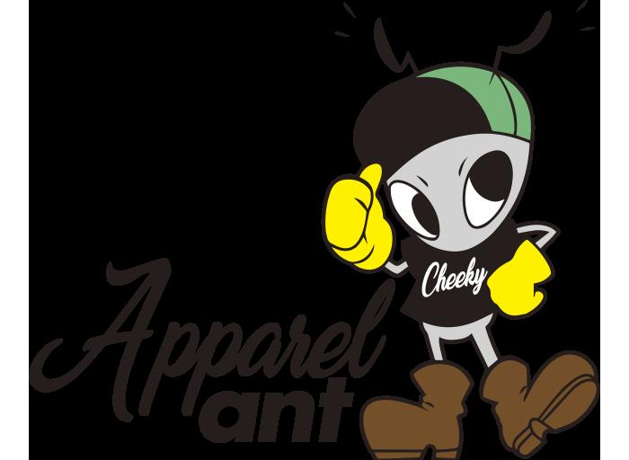 Apparel ant