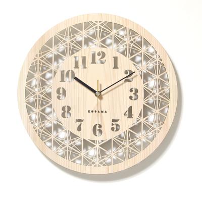 日本時計 巡 竜胆