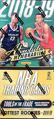 NBA 2018-19 Absolute Memorabilia