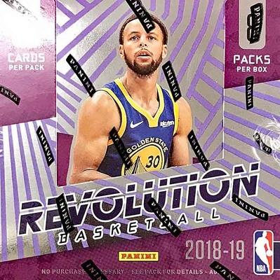 NBA 2018-19 Panini Revolution