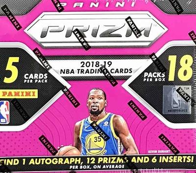 NBA 2018-19 Prizm Fast Break