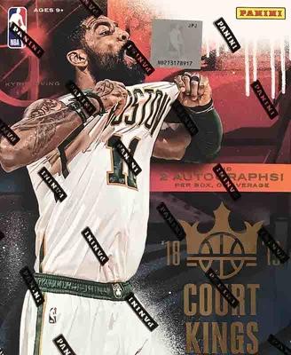 NBA 2018-19 Panini Court Kings Hobby