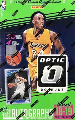 NBA 2018-19 Donruss Optic Retail